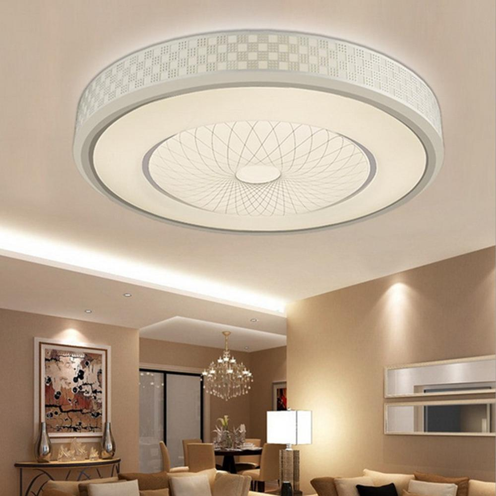 12w 24 Led Bright Round Ceiling Down