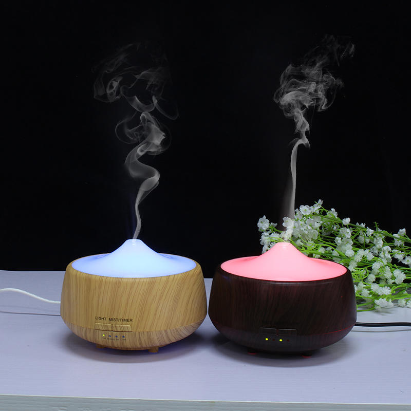 LED Aroma Diffuser Ultrasonic Humidifier Air Aromatherapy Purifier - 8