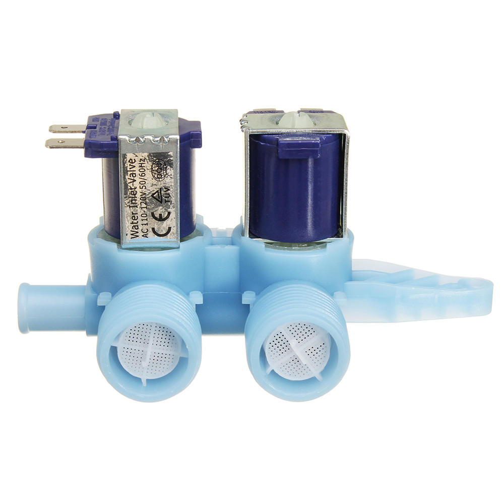 WH13X10024 Water Valve For General Solenoid Washer P3861119 WH13X86  //