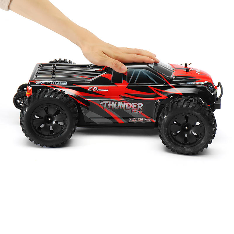 EMAX Interceptor 1/24 2.4G RWD FPV RC Car with Goggles Full Proportional Control RTR Model - 5