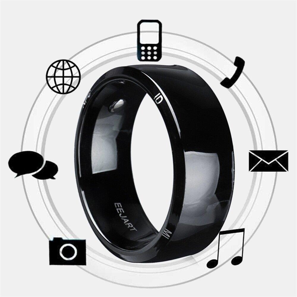 IOS AndroidのためのスマートNFCリングWindows携帯電話磁気多機能指リング男性の女性