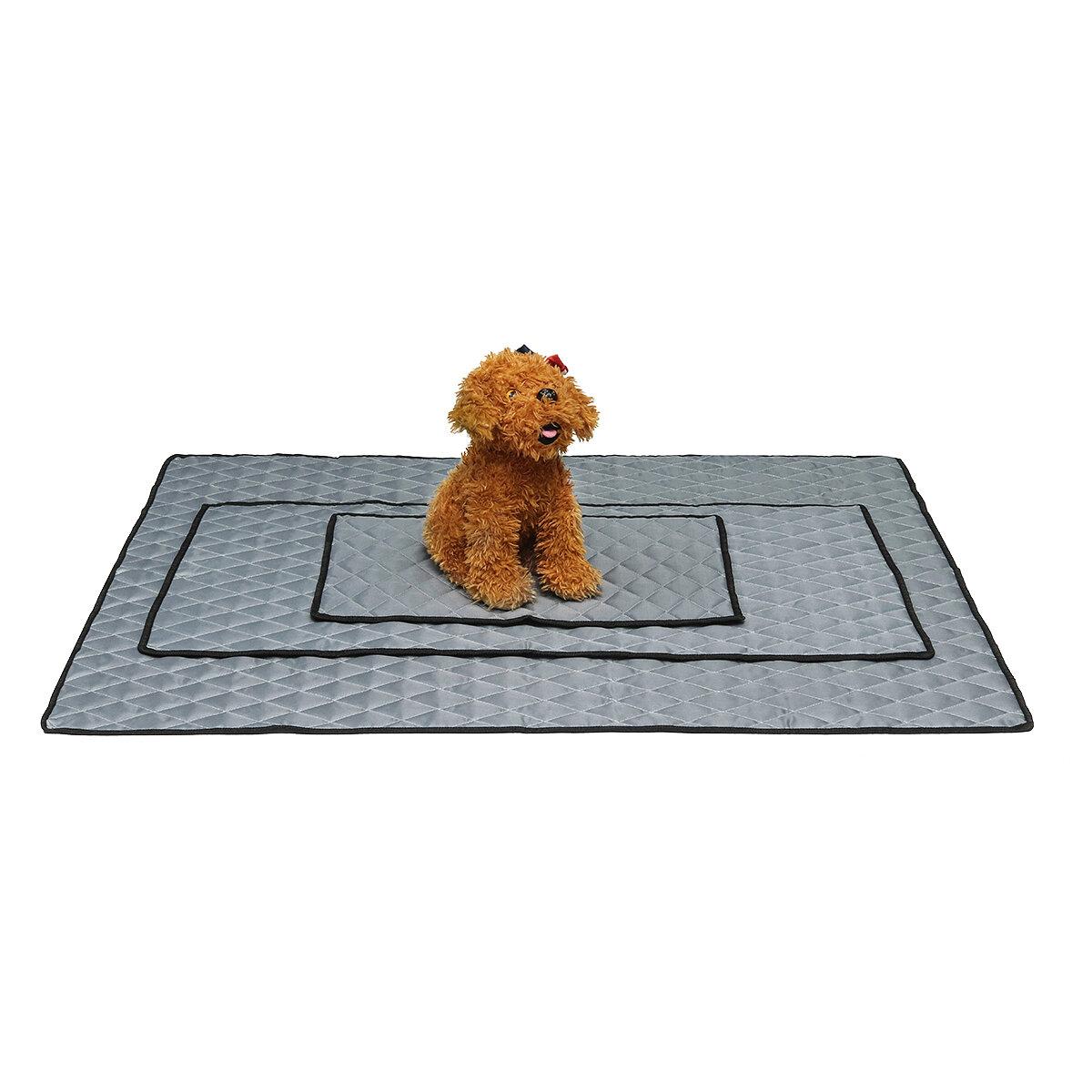 Estera de enfriamiento para mascotas No tóxico Cool Pad Cama de enfriamiento para mascotas para el verano Perro Gato Cachorro