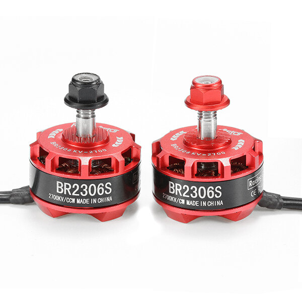 Racerstar Racing Edition 2306 BR2306S 2700KV 2-4S Brushless Motor For X210 X220 250 RC Drone FPV Racing