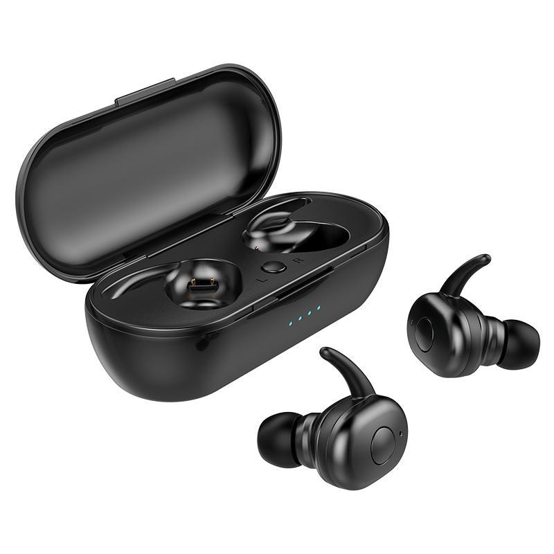 BlitzWolf® AIRAUX AA-UM1 Mini True Wireless bluetooth 5.0 Earphone Hi-Fi Stereo Headphone with Charging Case - 1