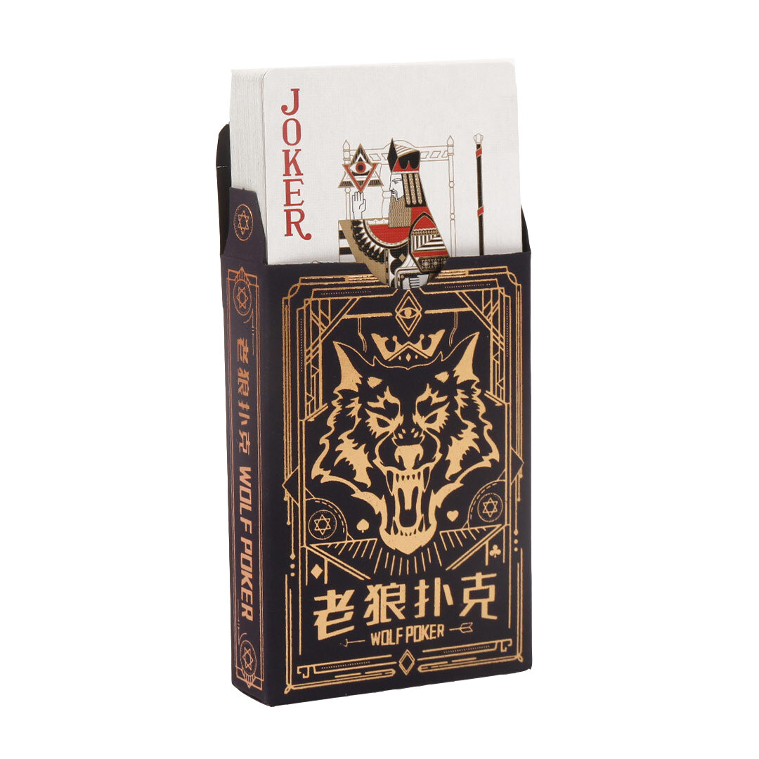 XIAOMI YOUPIN Creative Game Card Werewolf Killing Poker Playing Cards Board Games
