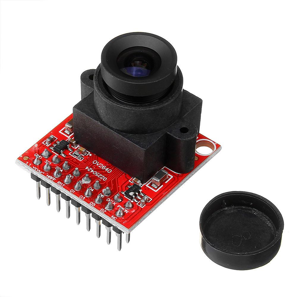 Geekcreit? XD-95 OV2640 Modul Kamera 200W Pixel STM32F4 Driver Dukungan JPEG Output Untuk
