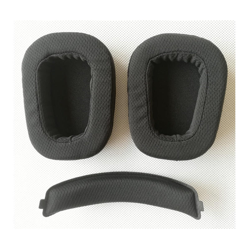 1 Pair Replacement Cushion Cover Headphone Earpads For Logitech G633/933 Headset Ear Pads