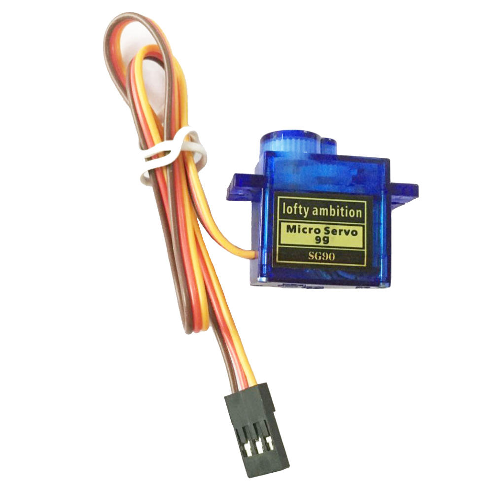 6Pcs Lofty Ambition SG90 9g Mini Micro Servo for RC 250 450 Helicopter Airplane