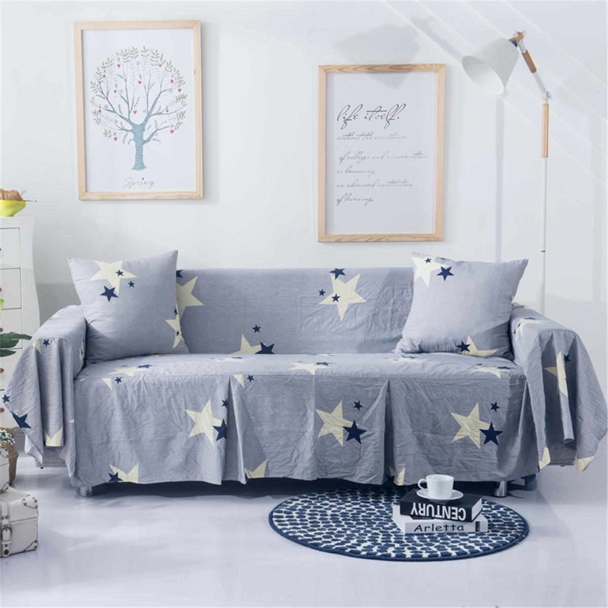 Miraculous 1 2 3 Seaters Chair Covers Sofa Covers Star Furniture Couch Protectors Chair Throw Mats Squirreltailoven Fun Painted Chair Ideas Images Squirreltailovenorg