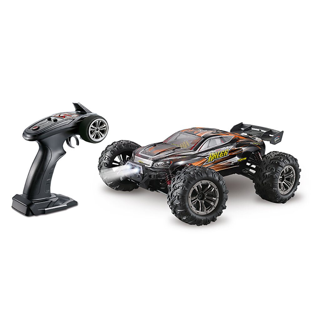 WPL C44KM Metal Edition Unassembled Kit 1/16 4WD RC Car Off-Road Vehicles with Motor Servo - 5