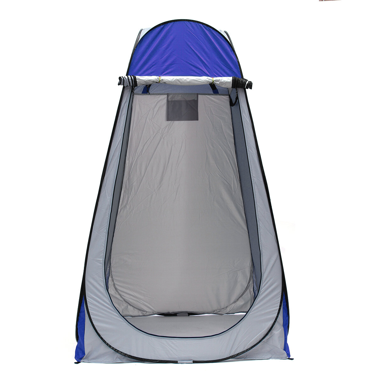Automatic Speed Open Foldable Single Person Meditation Yoga Bed Tent Outdoor Beach Fishing Outdoor Camping Tent - 2
