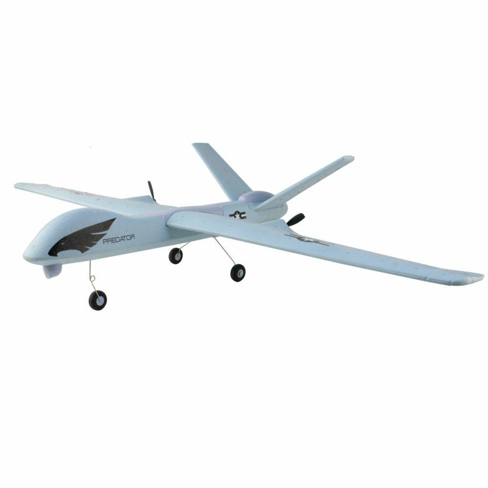 Z51 Predator 660mm Wingspan 2.4G 2CH EPP DIY Glider RC Airplane RTF Built-in Gyro