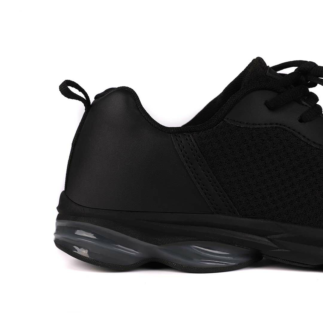 YUNCOO Shock Absorption Rubber Sports Running Shoes High Elastic Breathable Men Sneakers from xiaomi youpin - 3