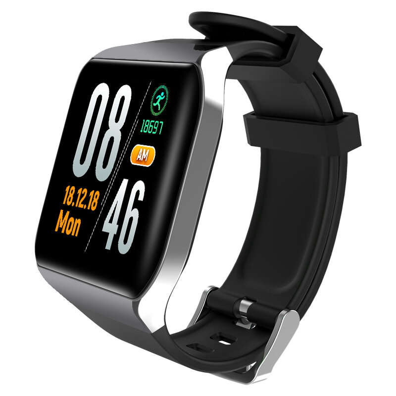 XANES® KY117 1.3'' Full Touch Screen IP67 Waterproof Smart Watch Sleep Blood Oxygen Monitor Stopwatch Find Phone Fitness Exercise Smart Bracelet - 2