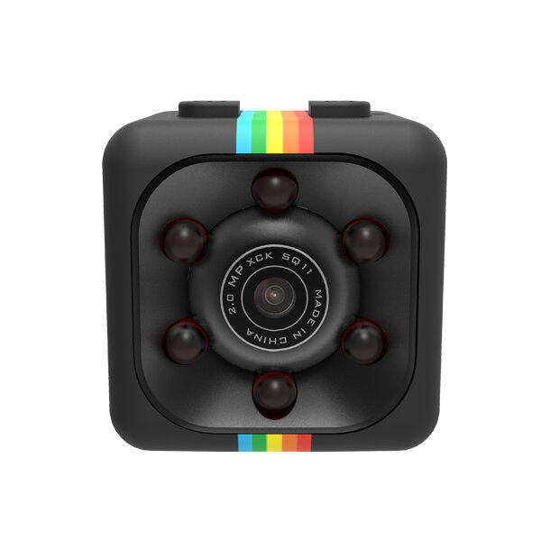 iMars SQ11 1080P Mini Night Vision DV Auto Video Recorder Vlog Sport Camera Support TV Out Monitor