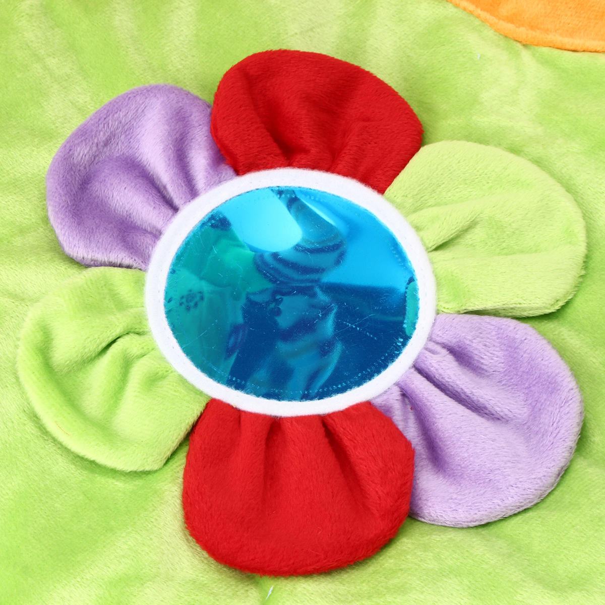 Baby Musical Play Mat Gratis Tummy Time Caterpillar Soft Toy Premium Baby Play Mat - 8