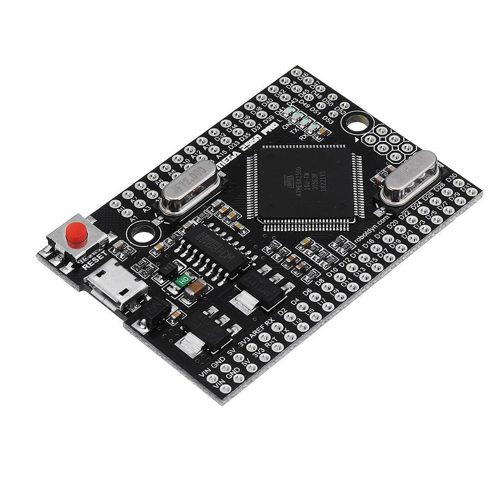 Mega 2560 PRO (Embed) CH340G ATmega2560-16AU Development Module Board For  Arduino