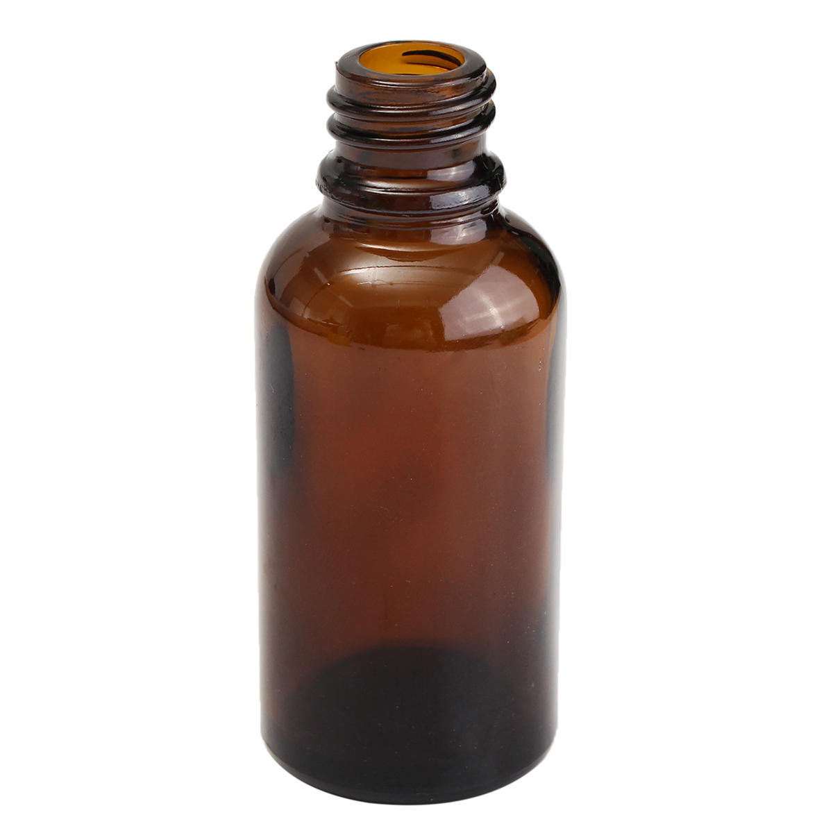 30ml Empty Essential Oil Refillable Bottles Amber Glass Dropper Travel Vials Makeup Skin Care Tools - 5