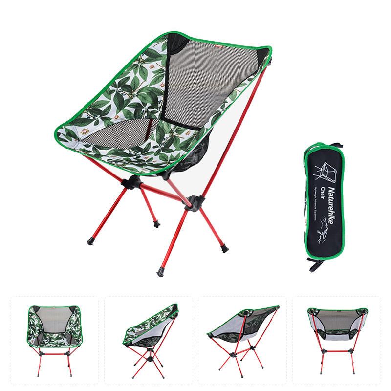 Fine Naturehike Portable Folding Chair Ultralight Aluminum Alloy Max Load 90Kg Outdoor Camping Lamtechconsult Wood Chair Design Ideas Lamtechconsultcom
