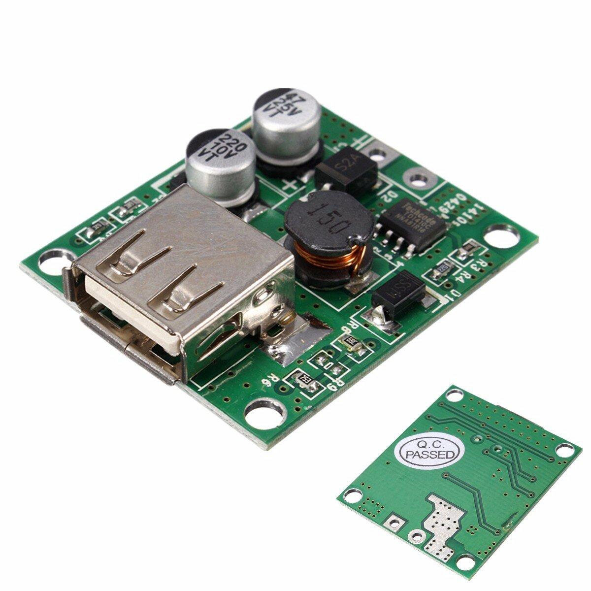 5V 2A Panel słoneczny Bank zasilania USB Regulator napięcia ładowania Regulator Moduł 6V 20V Wejście dla Uniwersalnego Smartphone