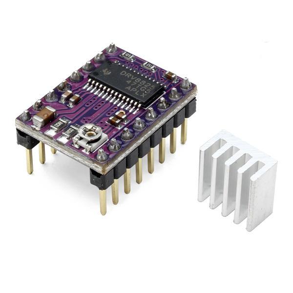 5Pcs Geekcreit® 3D Printer Stepstick DRV8825 Stepper Motor Driver Reprap 4 Layer PCB