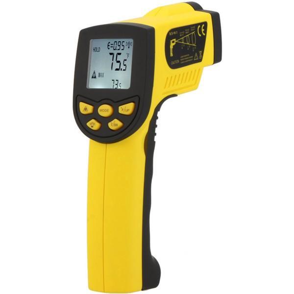 HoldPeak HP-1300 -50-1300℃ IR Laser Thermometer Temperature Gun