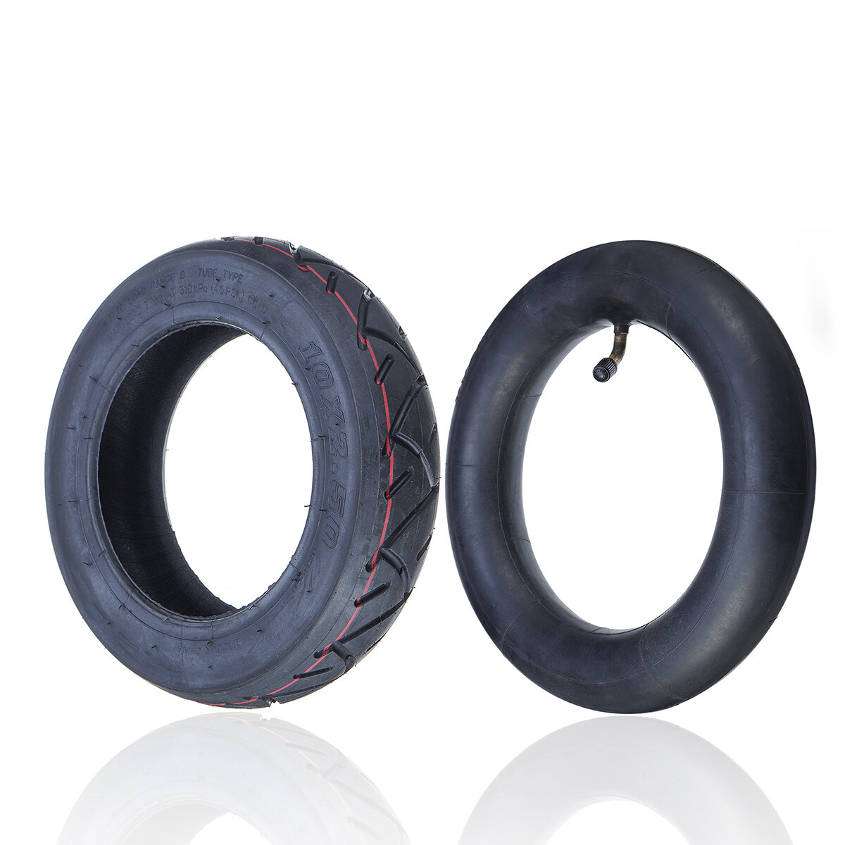 10''X2.5'' Outer Tire/Inner Tube For Inokim Quick & Inokim OX Electric Scooter