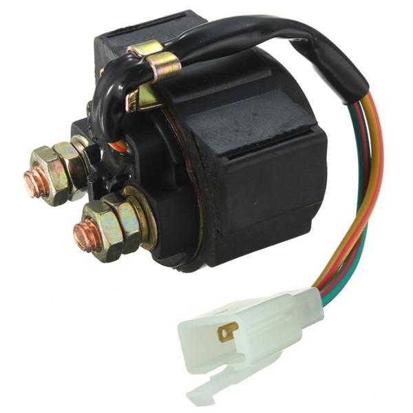 Starter Relay Solenoid For Hyosung GT650R GT250R GV650 GV250 GT250 GT650 ILS