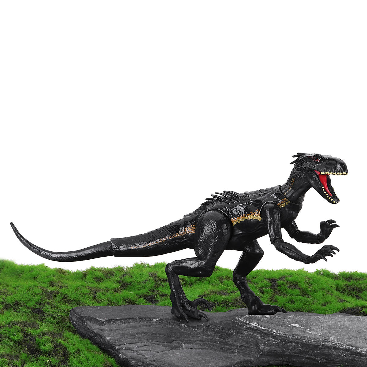 6Inches Dinosaur Toy Tyrannosaurus Model Action Figure Decor Boys Gift Collection