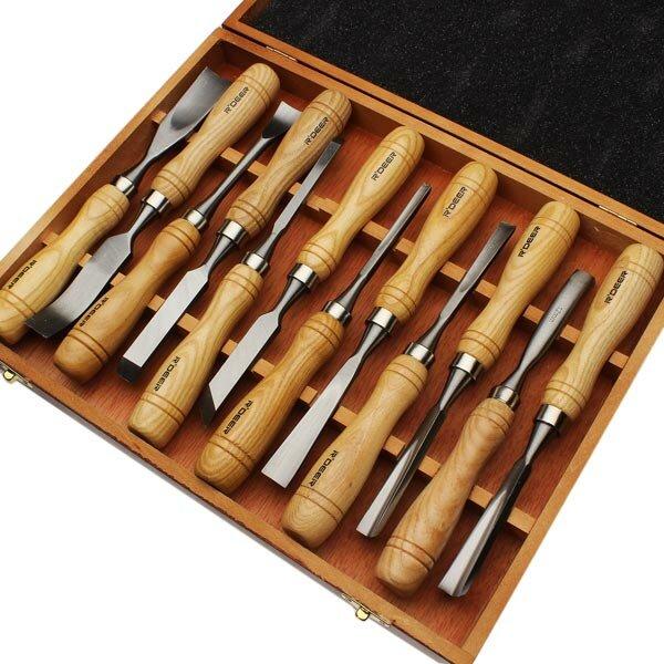 30pcs Gravers Wood Carving SK5 Steel Detail Chisel Craft Tools Set - 3