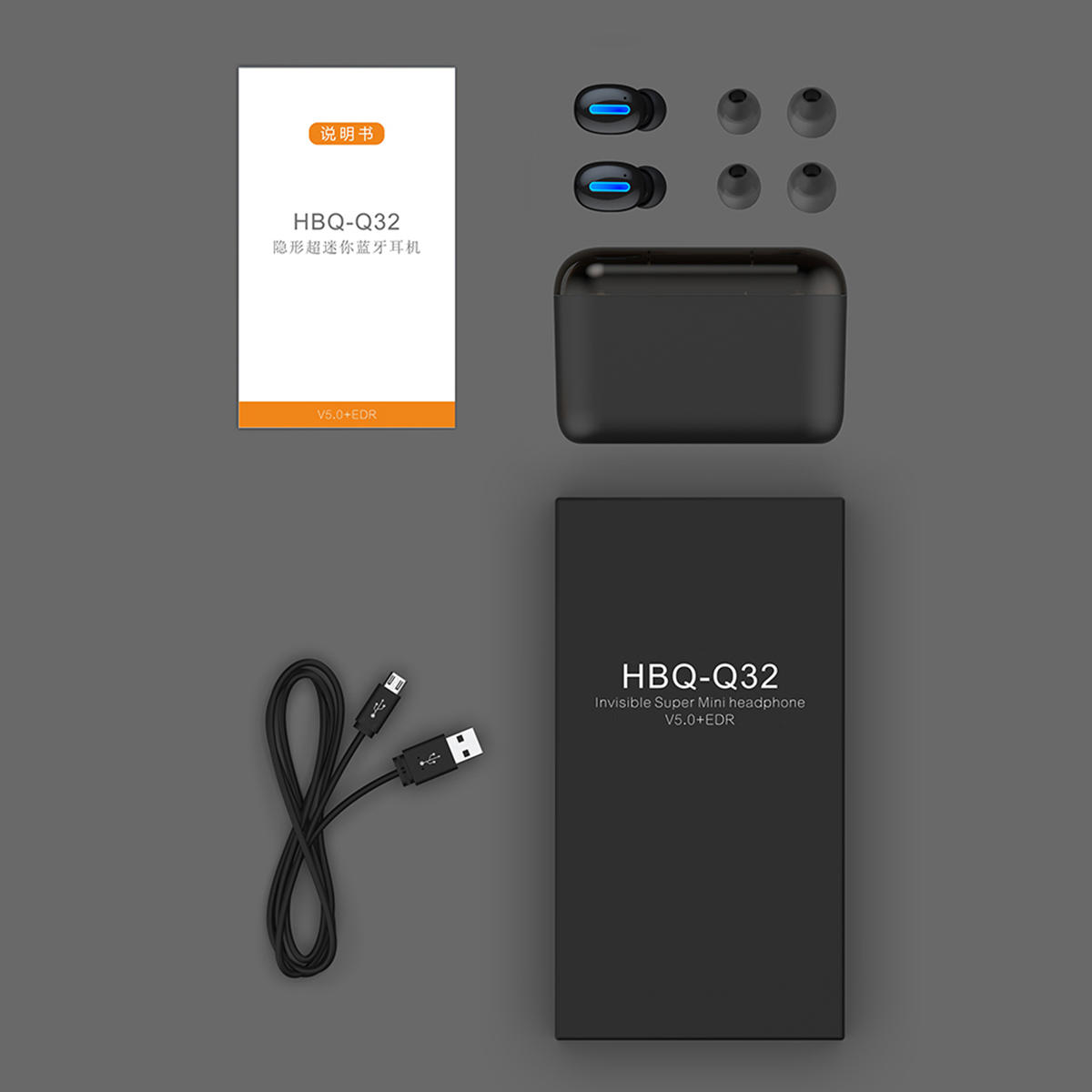 Haylou GT1 TWS Wireless bluetooth 5.0 Earphone HiFi Smart Touch Bilateral Call DSP Noise Cancelling Headphone from xiaomi Eco-System - 7