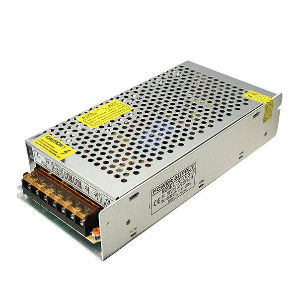 AC 110-220V To DC 5V 20A 100W Driver Switch Power Supply Transformer For  LED Strip Light