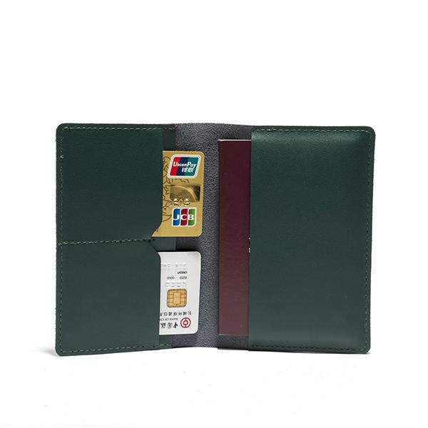 Porta carte di credito per portafogli da uomo Vera Pelle