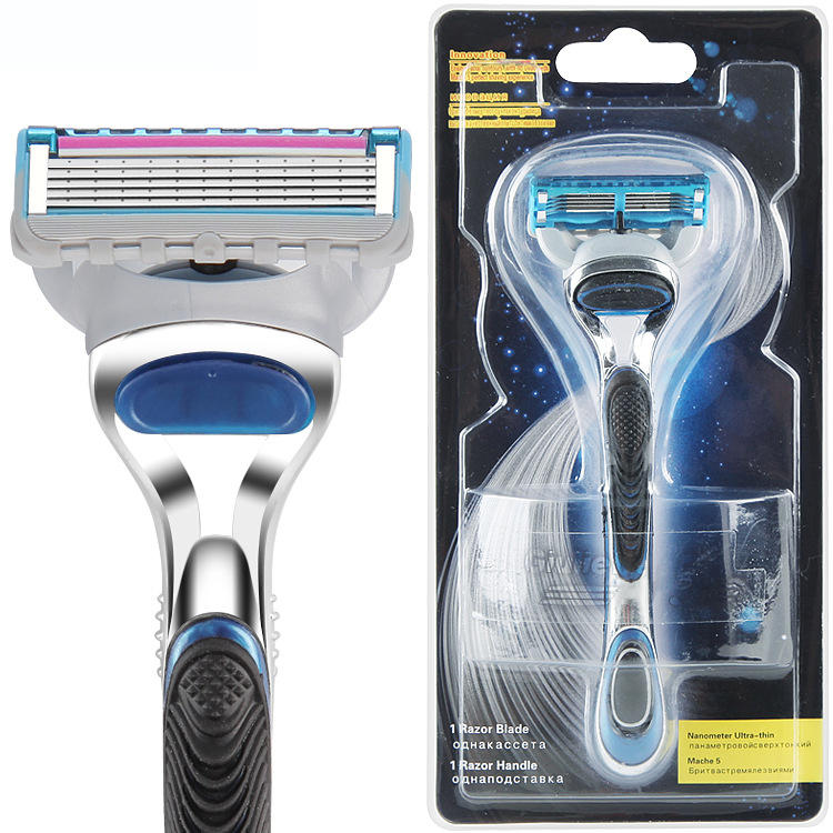 Giulietta 5 Layers Sharp Blades Shaving Razor Shaver