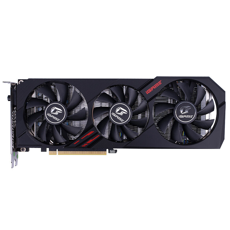 Colorful® iGame GTX 1660 Ultra 6GB GDDR5 192Bit-1860MHz 8Gbps Gaming Video Graphics Card