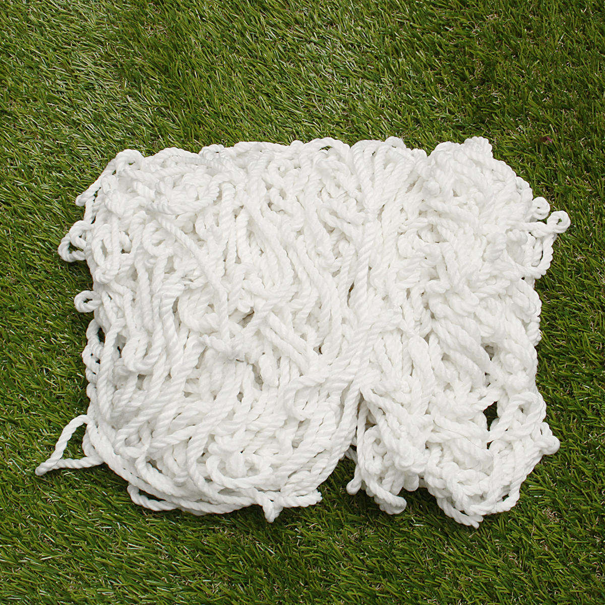 Football Soccer Goal Post Net Training Match Replace Outdoor Full Size Adult Kid - 8