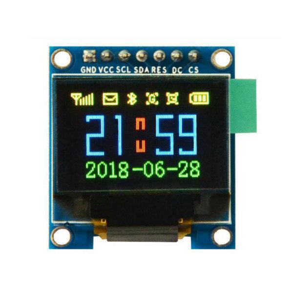 Geekcreit® 0,95 inch 7p Kleur 65K Kleur SSD1331 SPI OLED Display voor Arduino