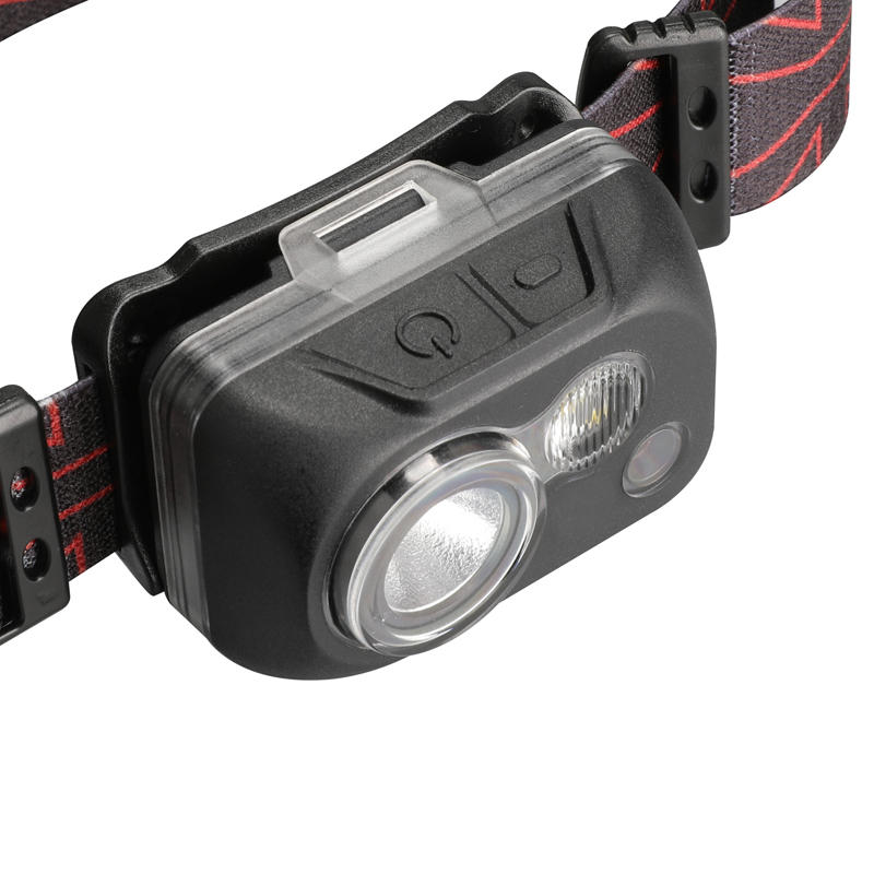 XANES 4101-7 With 2*18650 Battery 3500LM 3*T6+4*XPE LED Headlamp Mechanical Zoom USB Rechargeable - 3