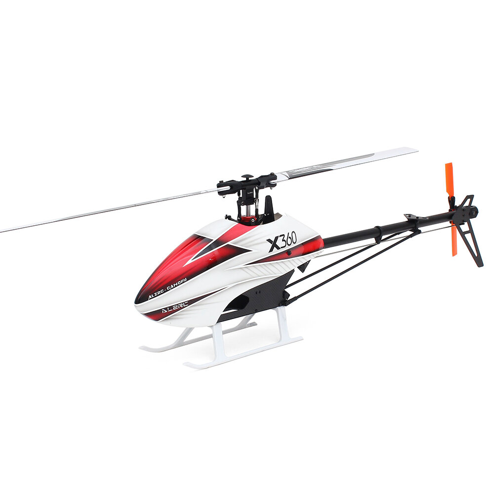 XK K110 Blast 6CH Brushless 3D6G System RC Helicopter BNF - 4
