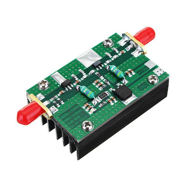 100W SSB Linear HF Power Amplifier For YAESU FT-817 KX3 Heatsink CW AM FM C4-005 DIY KITS - 1