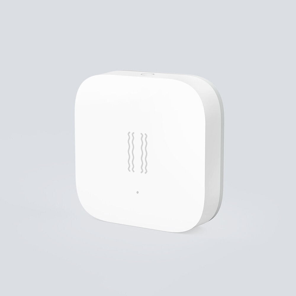 Original Aqara Smart Motion Sensor International Version Smart Home Vibration Detection Remote Notification From Xiaomi Eco-System