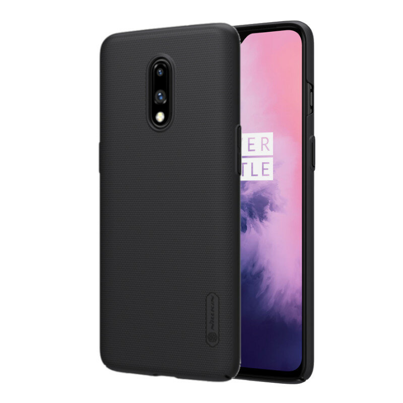 NILLKIN Frosted Shield Anti-scratch Hard PC Protective Case for OnePlus 7