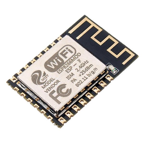 3Pcs Geekcreit® ESP-F ESP8266 Remote Serial Port WiFi IoT Module Nodemcu LUA RC Authenticity Compatible With ESP-12F