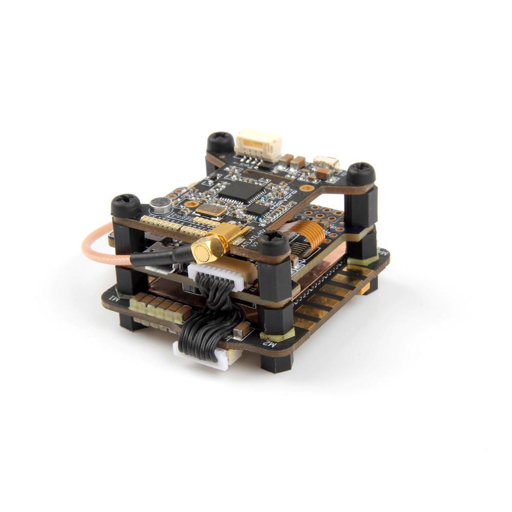 Holybro Kakute F7 Flight Controller+Atlatl HV V2 FPV Transmitter+Tekko32 35A 4 In 1 ESC for RC Drone