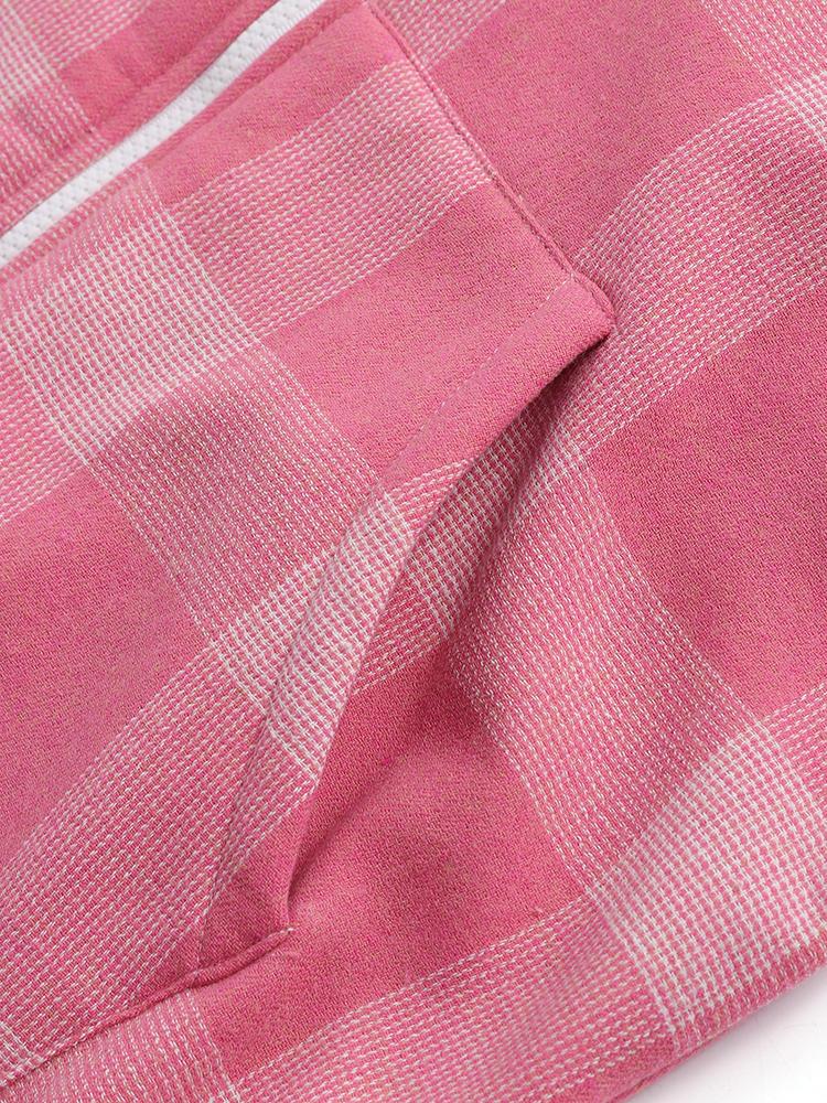 Fur Collar Zipper Winter Warm Long Sleeve Women Coats - 11
