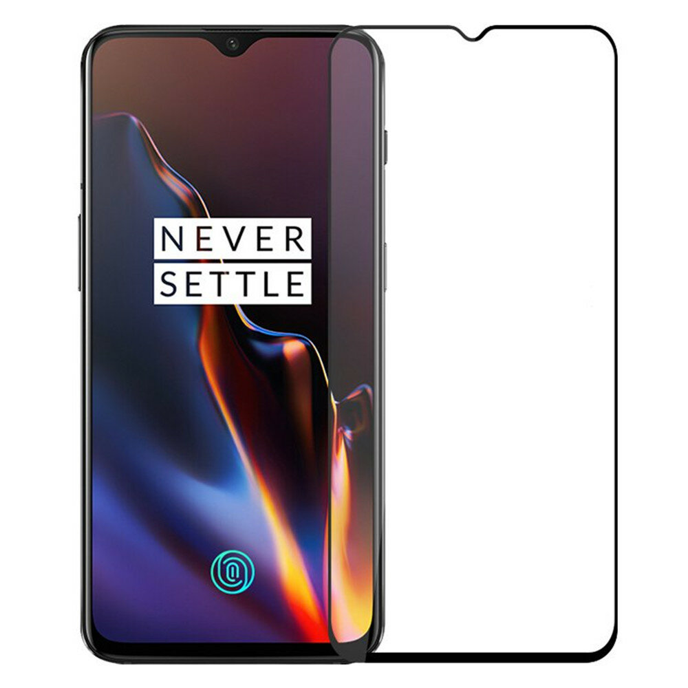Mofi 2.5D Anti-explosion High Definition Clear Tempered Glass Screen Protector for OnePlus 6T