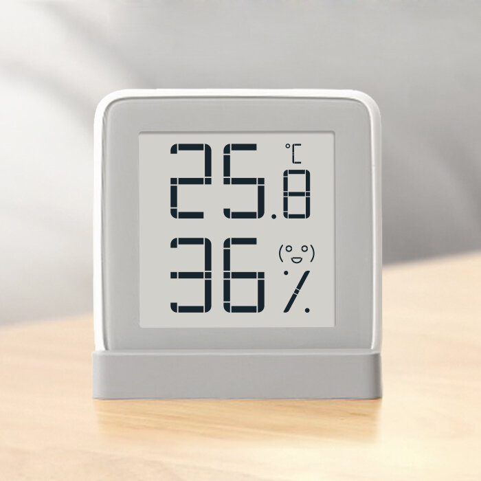 Original Xiaomi Mijia E-ink Screen Temperature Humidity Sensor Digital Thermometer Hygrometer Health Management from Health & Beauty on banggood.com