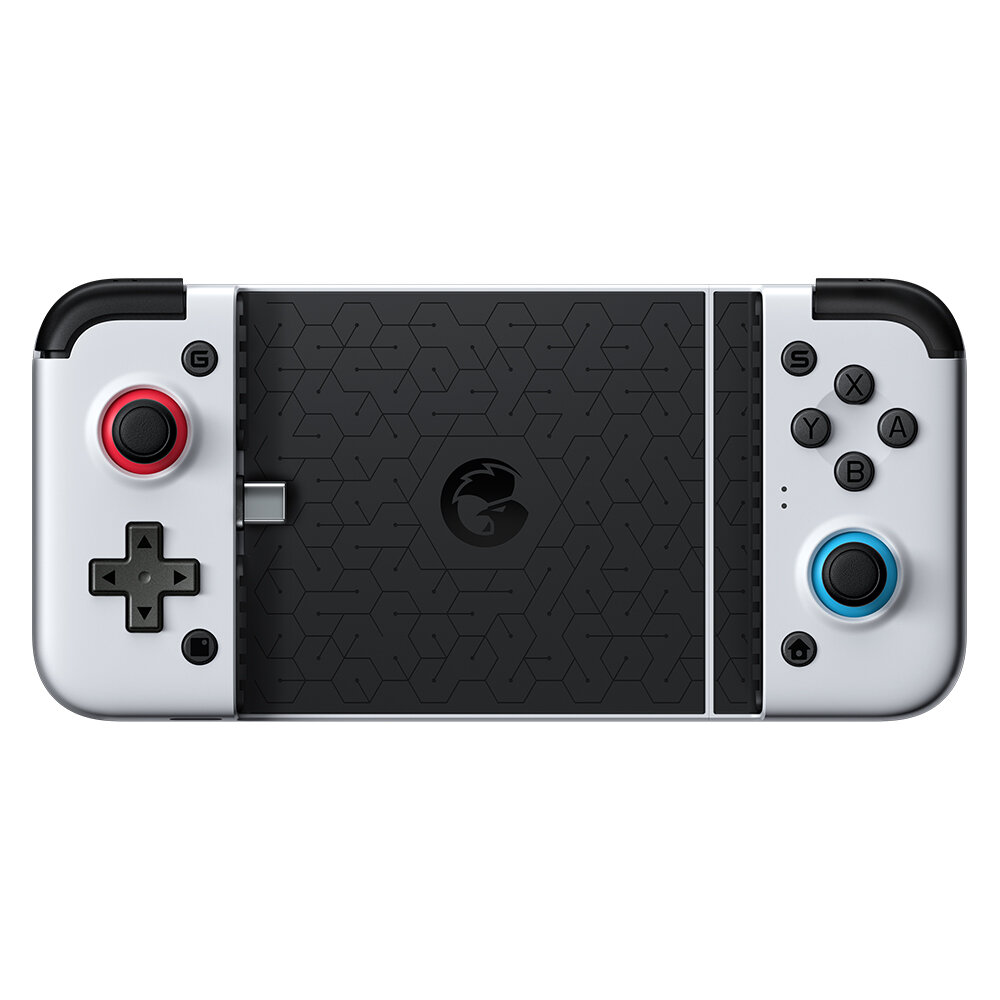 GameSir X2 Type-C Mobile Gaming Controller Adjustable Gamepad for Android Smartphone Support Cloud Gaming Platform