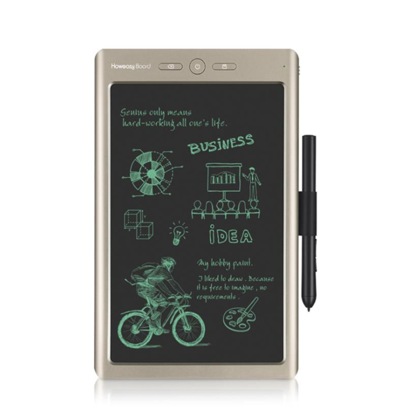 Howeasy Board HYX 10 inch LCD Writing Tablet Digital Electronic Drawing Board with Pen фото