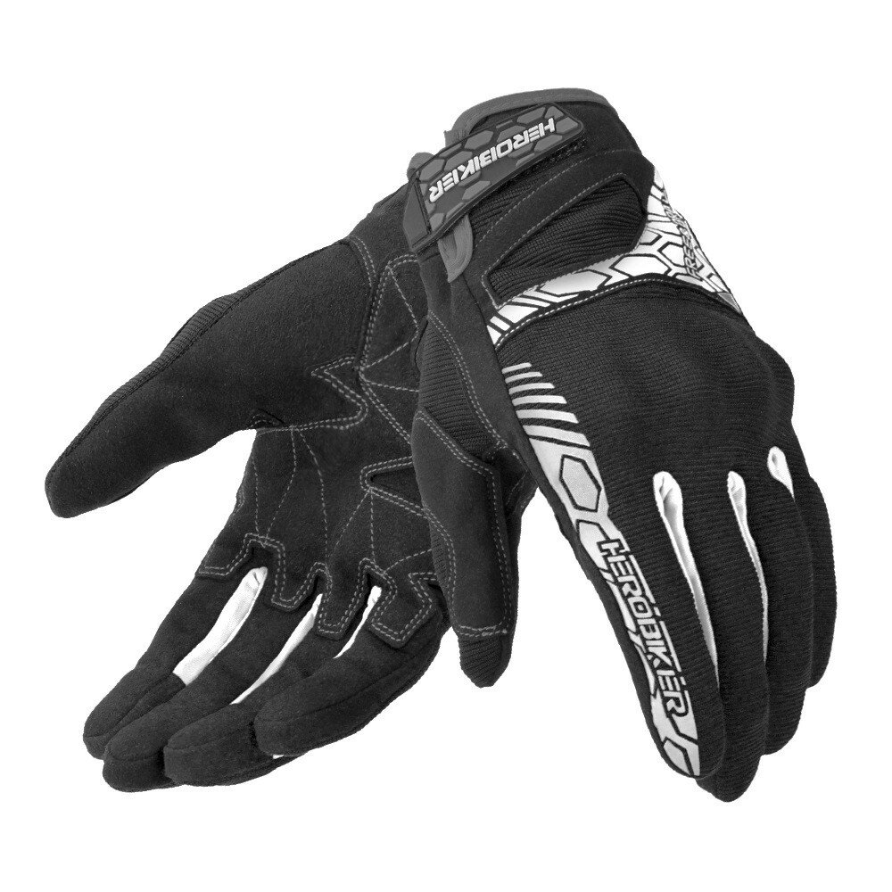 1*Outdoor Racing Gloves Motocross Dirt Motorcycle Touch Screen Riding Gloves Hot